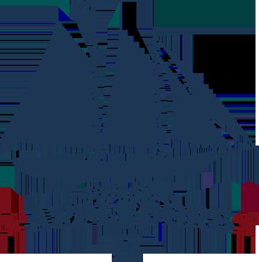 A gaff-rigged topsail schooner